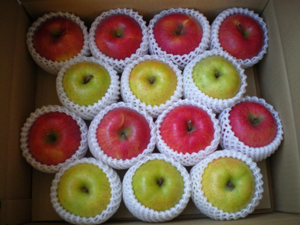 イーサポートリンクのリンゴの優待2015年